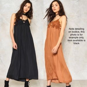 """⬇️Nasty Gal """"The Take a Leaf Dress"""", NWT, SOLD OUT"""
